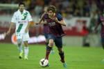 SUPER MECZ 2013 : Barcelona Gagal Taklukkan Lechia Gdansk, Hanya Bermain Imbang 2-2