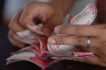PEMBAYARAN THR : Pantau Pembayaran THR, Tripartit Sukoharjo Datangi Perusahaan