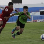UJI COBA TIMNAS U19 : Lini Depan Garuda Muda Masih Tumpul
