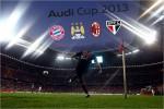 AUDI CUP 2013 : AC Milan-Sao Paulo Masih Nihil Gol