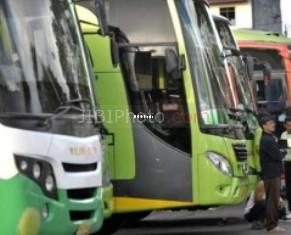 Ilustrasi bus angkutan penumpang (JIBI/Solopos/Antara)