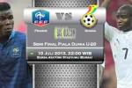 SEMIFINAL PIALA DUNIA U-20 : Prediksi, Prancis Bakal Bertemu Uruguay