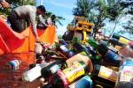 OPERASI PEKAT KLATEN : Polisi Sita 70,5 Liter Ciu dan Tangkap 8 Pasangan Tak Resmi