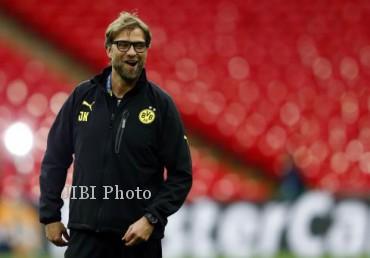 Pelatih Borussia Dortmund, Juergen Klopp, mengaku butuh striker baru. DokJIBI/SOLOPOS/Reuters