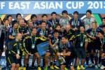 PIALA ASIA TIMUR : Jepang Jawara Setelah Kalahkan Korsel 2-1