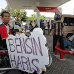 Pengecer di Bantul Minta Pasokan BBM Ditambah