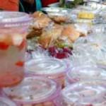 Laskar Sedekah Buka Bersama Penyandang Tuna Netra