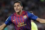 KARIER PEMAIN : Masa Depan Suram di Barcelona, Alexis Sanchez Ditaksir Juventus