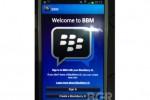 BBM UNTUK ANDROID : Inilah Tampilan Blackberry Messenger di Gadget Robot Hijau