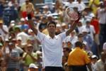 US OPEN 2013 : Atasi Benjamin Becker, Djokovic Tak Terbendung