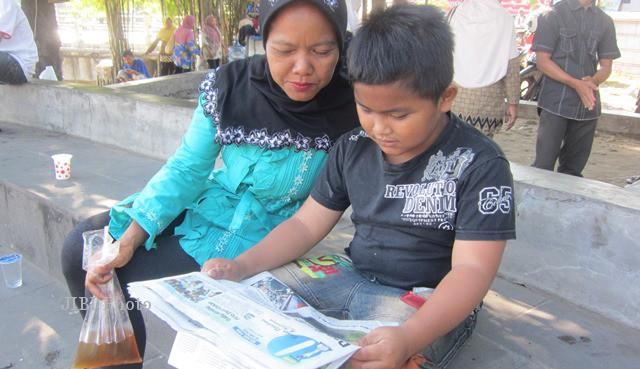KELUARGA : Koran Tak Penuhi Kebutuhan Informasi Anak-Anak?