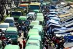 LEBARAN 2016 : Organda Akui Macet Rugikan Pengusaha Angkutan