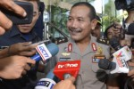 KAPOLRI BARU : Kapolri Janji Back Up Penanganan Kasus Korupsi