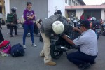 MUDIK LEBARAN 2013 : Mudik Gratis Kemenhub, Pemudik Wonogiri Kemalingan