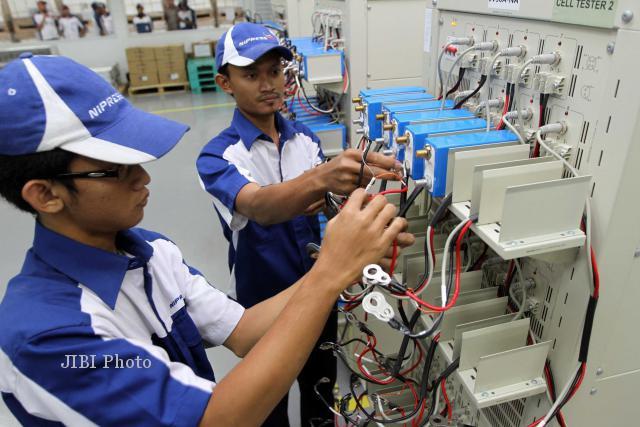 Joss! Industri Baterai Kendaraan Listrik Bakal Dibangun di Batang, Groudbreaking Akhir Maret 2021