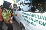 MUDIK LEBARAN 2013 : 21 Ambulans Disiagakan di Pospam Lebaran Karanganyar