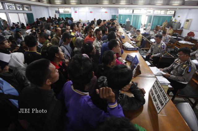 PAJAK KENDARAAN BERMOTOR : Samsat Kecamatan Segera Dibuka di Sepuluh Kabupaten