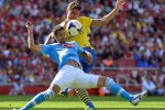 EMIRATES CUP 2013 : Imbang 2-2, Napoli Batal Pecundangi Arsenal