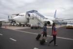 MUDIK LEBARAN 2013 : Bandara Adisutjipto Masih Padat