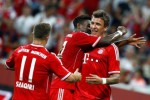 AUDI CUP 2013 : Taklukan City 2-1, Bayern Juara