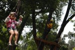 LEBARAN 2013 : Puncak Suroloyo Kulonprogo Ramai Wisatawan