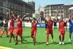 HOMLESS WORLD CUP 2013 : Runner-Up Grup D, Indonesia Lolos ke Perempatfinal