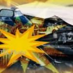 KECELAKAAN BANYUMAS : Bus Seruduk Mobil dan 3 Motor, 6 Tewas