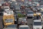 LEBARAN 2013 : Arus Balik, Jalan Wates-Purworejo Sore Ini Padat Lancar