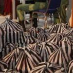 AKSI SOSIAL : Ratusan Paket Sembako Murah Diserbu Warga