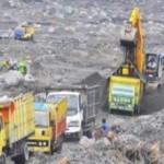 PENAMBANGAN GALIAN C SUKOHARJO : Satpol PP Tutup 2 Tambang Galian C di Weru