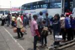 MUDIK LEBARAN 2014 : Puncak Kedatangan Pemudik di Terminal Tirtonadi Diprediksi H-2