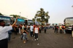 MUDIK LEBARAN 2013 : Hampir Separuh Bus di Pulo Gadung Tak Laik Jalan