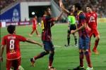 THAILAND VS BARCELONA : Nyemar Cetak Gol Pertamanya, Barca Bekuk Thailand 7-1