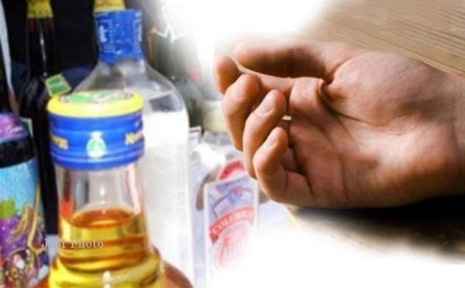 Ilustrasi minuman keras atau miras. (Solopos.com-Istimewa)