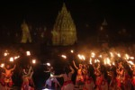 FESTIVAL RAMAYANA : INDONESIA ATRAKSI API