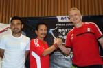 INDONESIA XI VS FULHAM U-21 : Indonesia Tak Mau Malu di Kandang Sendiri