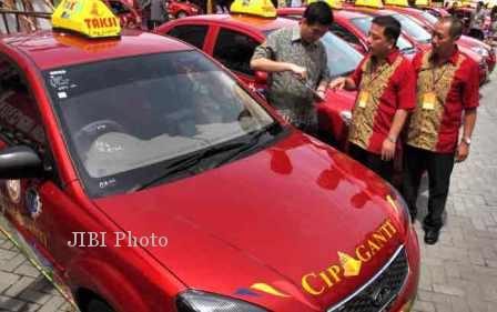 Cipaganti Akuisisi Dua Perusahaan Taksi Sekaligus