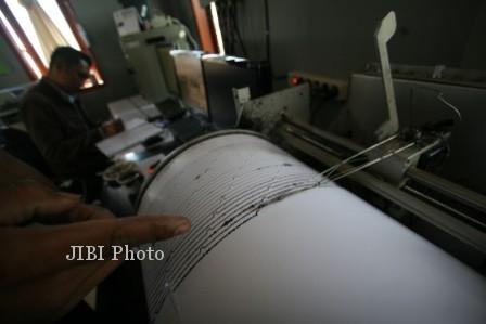 GEMPA BUMI : BPBD: Tidak Ada Korban Tewas akibat Gempa Banjarnegara