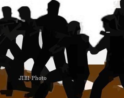 TAWURAN WARGA : Hendak Tawur, 4 Pemuda Wonogiri Ditangkap