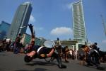 KARNAVAL POLISI 5 NEGARA : AKADEMI KEPOLISIAN INDONESIA