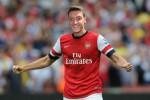 LIGA PREMIER 2013 : Acuhkan Madrid, Ozil Tegaskan Bahagia di Arsenal