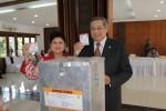 SBY & ANI YUDHOYONO PILIH BUPATI
