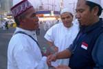 HAJI 2013 : Pasukan Sapu Jagat Bantu Jemaah yang Tersesat