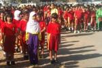 Jalan Sehat, 1.000 Siswa SD Padati Alun-alun Kidul