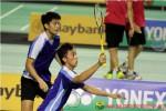 INDONESIA GP GOLD : Ronald/Selvanus Tak Menyangka Bisa Kalahkan Juara Dunia