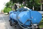 KEKERINGAN KLATEN : Harga Air di Sidorejo Kemalang Tembus Rp230.000/Tangki