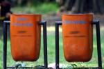 ALUN-ALUN KLATEN : Warga Keluhkan Minimnya Tempat Sampah di Alun-Alun
