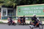 Terminal Giwangan Dipadati 20.000 Penumpang