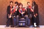 BAND INDIE LABEL : Farfalla Kurenai Kenalkan Visual Kei Japanese Rock di Soloraya