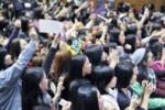 K-POP : 2 Mahasiswa Indonesia Tampil di Kongres K-Pop Dunia